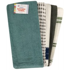 2 Pack Heavy Terry Kitchen Towel
