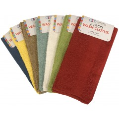 2 Pack Heavy Washcloth