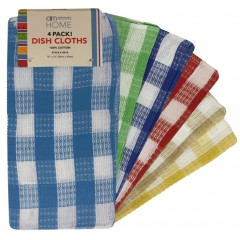 4 Pack Dish Cloths