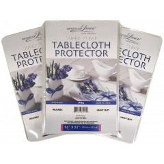 PVC Tablecloth Protector